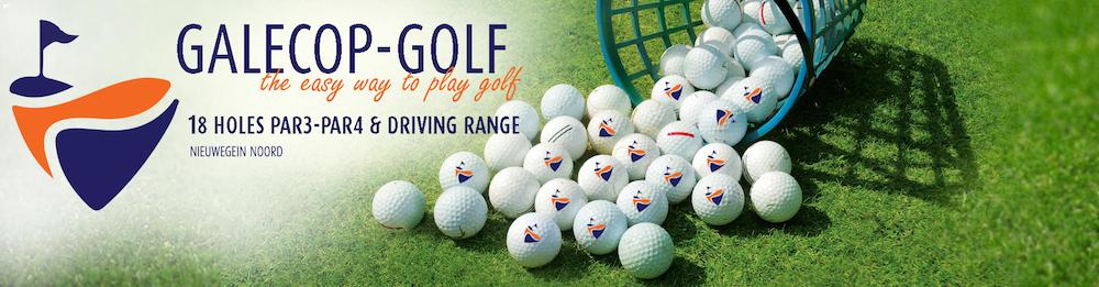 Galecop Golf logo